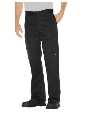 Dickies Loose Fit Double Knee Work Pant 85283 Black (BK)