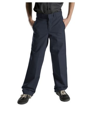 Dickies Boys Relaxed Fit Straight Leg Double Knee Pant 85562