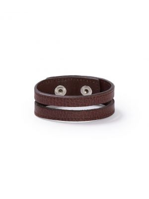 Stetson Leather Cutout Wristband 9109S