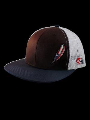 Hooey Hats Resistol 9501T-BRWH