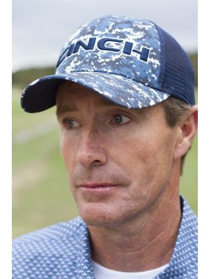 Cinch MENS TRUCKER CAP MCC0038002
