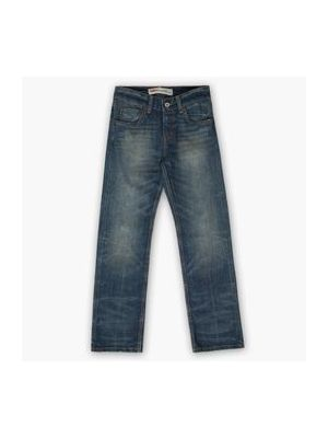 Levi's Children BOYS (8-20) 514 STRAIGHT FIT JEANS (HUSKY) BBH514A15 Front