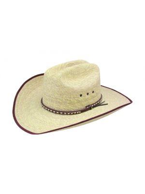 Resistol Brush Hog B Qualifier Collection Straw Cowboy Hat