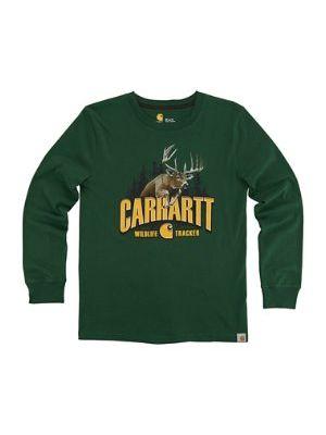 Carhartt BOYS CARHARTT BUCK TEE CA8712
