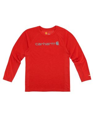 Carhartt BOYS FORCE LOGO TEE CA8726