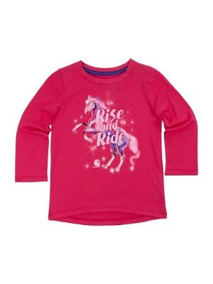 Carhartt GIRLS RISE & RIDE HORSE TEE CA9504
