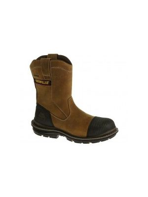 Cat Men's Boots Fabricate Pull On Tough WP CT WPCT120