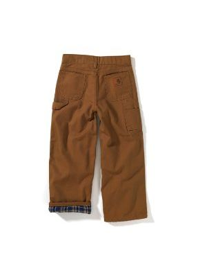 Carhartt BOYS FLANNEL LINED DUNGAREE PANT CK8316
