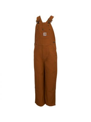 Carhartt BOYS DUCK WASHED BIB OVERALL CM8603