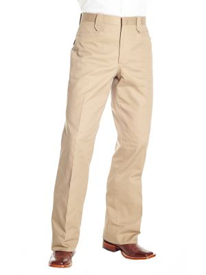 CIRCLE S COTTON DRESS RANCH PANT CP5705