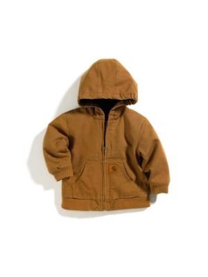 Carhartt BOYS INFANT/TODDLER ACTIVE JACKET CP8430