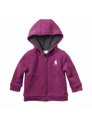 Carhartt Kid's FLEECE SHERPA LINED JACKET CP9548