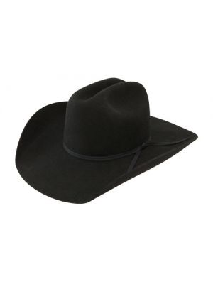 Resistol CROSSROADS JR Youth Felt Cowboy Hat