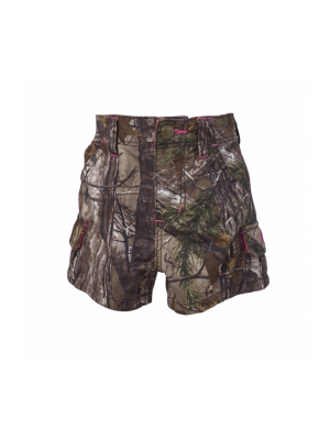 Carhartt GIRLS INFANT/TODDLER CAMO SHORT CH9244