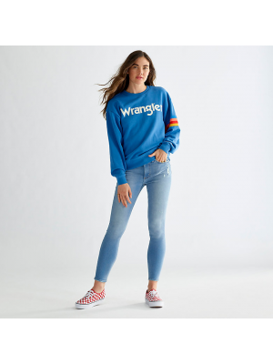 WRANGLER® WOMEN'S HIGH RISE SKINNY JEAN WAHRSPS