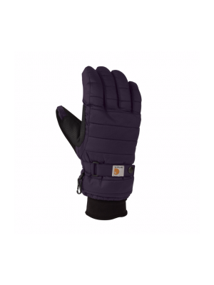 Carhartt Womens QUILTS GLOVE WA575