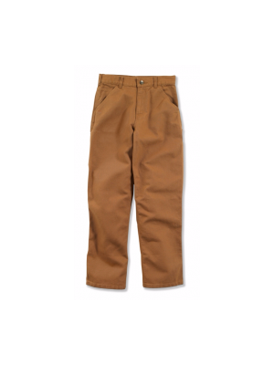 Carhartt BOYS WASHED DUCK DUNGAREE PANT CK8311