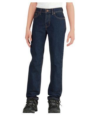 Dickies Boys' Flex Slim Fit Skinny Leg KD3810