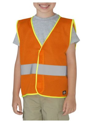 Dickies Boys Toddler/Preschool E-Vis Safety Vest KE3202
