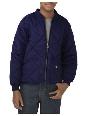 Dickies Boys' Quilted Nylon Jacket, 8-20 KJ242