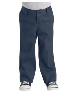 Dickies Girls' Classic Fit Straight Leg Stretch KP3318