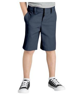 Dickies Boys' FlexWaist® Flat Front Short, 4-7 KR3123