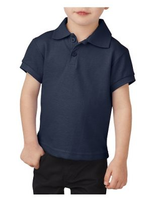Dickies Boys'Toddler Short Sleeve Piqué Polo KS234