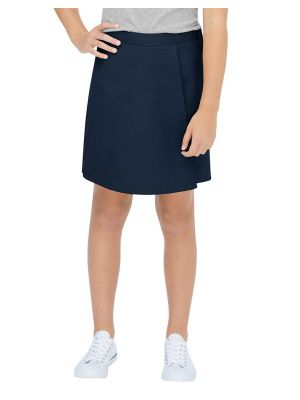 Dickies Girls' Faux Wrap Skort, 7-16 KT512