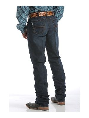 Cinch Mens Slim Fit Silver Label Jeans MB98034002