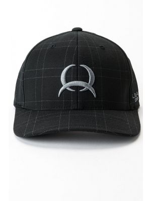 Cinch MENS BLACK FLEXFIT CAP MCC0627726