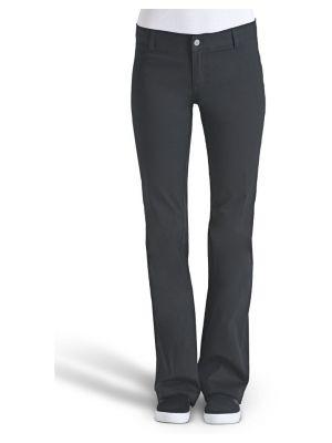Dickies Dickies Girl Juniors Slim Fit Bootcut Leg N882