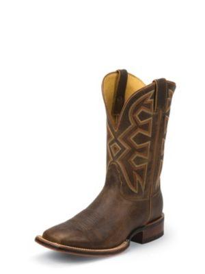 NOCONA Men's Tan Frida Let's Rodeo® Cowboy Boot MD5202