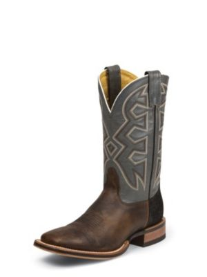 NOCONA MEN'S TAN FRIDA LET'S RODEO® COLLECTION WESTERN BOOTS MD5303