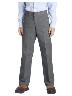 Dickies Boys Slim Fit Straight Leg Pant 8-20 QP873