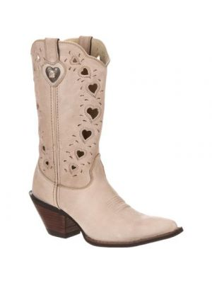 Durango Crush by Durango Women's Taupe Heartfelt Boot RD3421