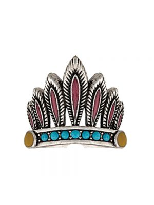 Rock 47 Tribal Flair Headdress Fashion Ring RG2434R47