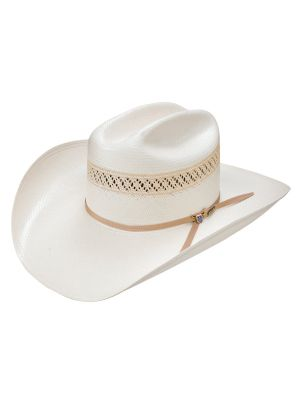 Resistol 10X Wildfire K USTRC Collection Straw Cowboy Hat