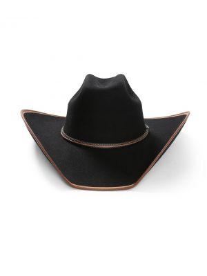65b8a5a9416af ... Stetson Men's Foothills 3X Wool Felt Cowboy Hat SWFTHSB7240