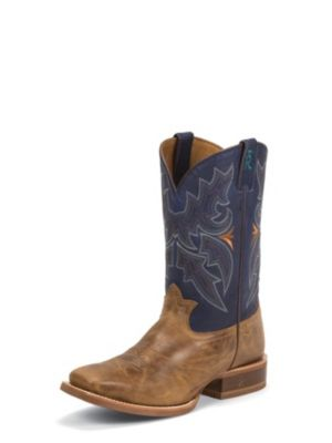 TONY LAMA MEN'S HONEY SIERRA 3R™ STOCKMAN BOOTS 3R1128