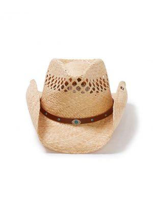 Stetson Men s Madrid Cowboy Hat TSMDRI8334 Stetson Men s Madrid Cowboy Hat  TSMDRI8334 63ee7d51c6f7