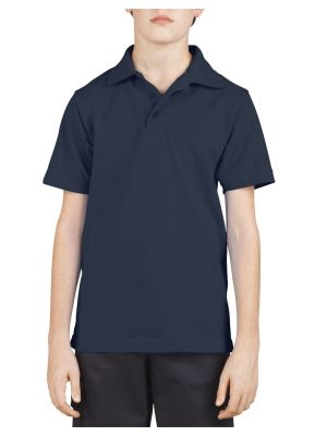 Dickies Boys Pique Polo Shirt US202