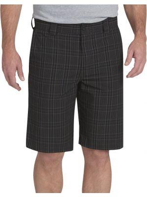 Dickies Mens Regular Fit Plaid Work Short WR984