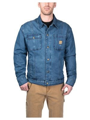 Walls Men's Westbrook Vintage Denim Jacket YJ824