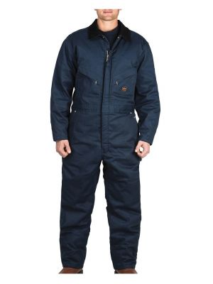 Walls Men's Zero-Zone Twill Insulated Coverall YV319