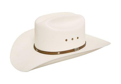 Resistol 10X Warner George Strait Collection Straw Cowboy Hat 45af80c35d0