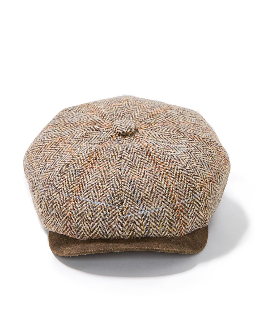 b5ed90c0bf3db Stetson Men s HARRIS TWEED PLAID STW280. Details