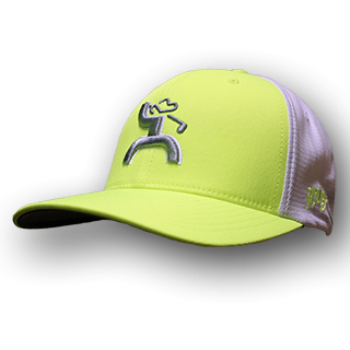 Hooey Golf Hats Trap 1608GNWT. Details 5d816864471