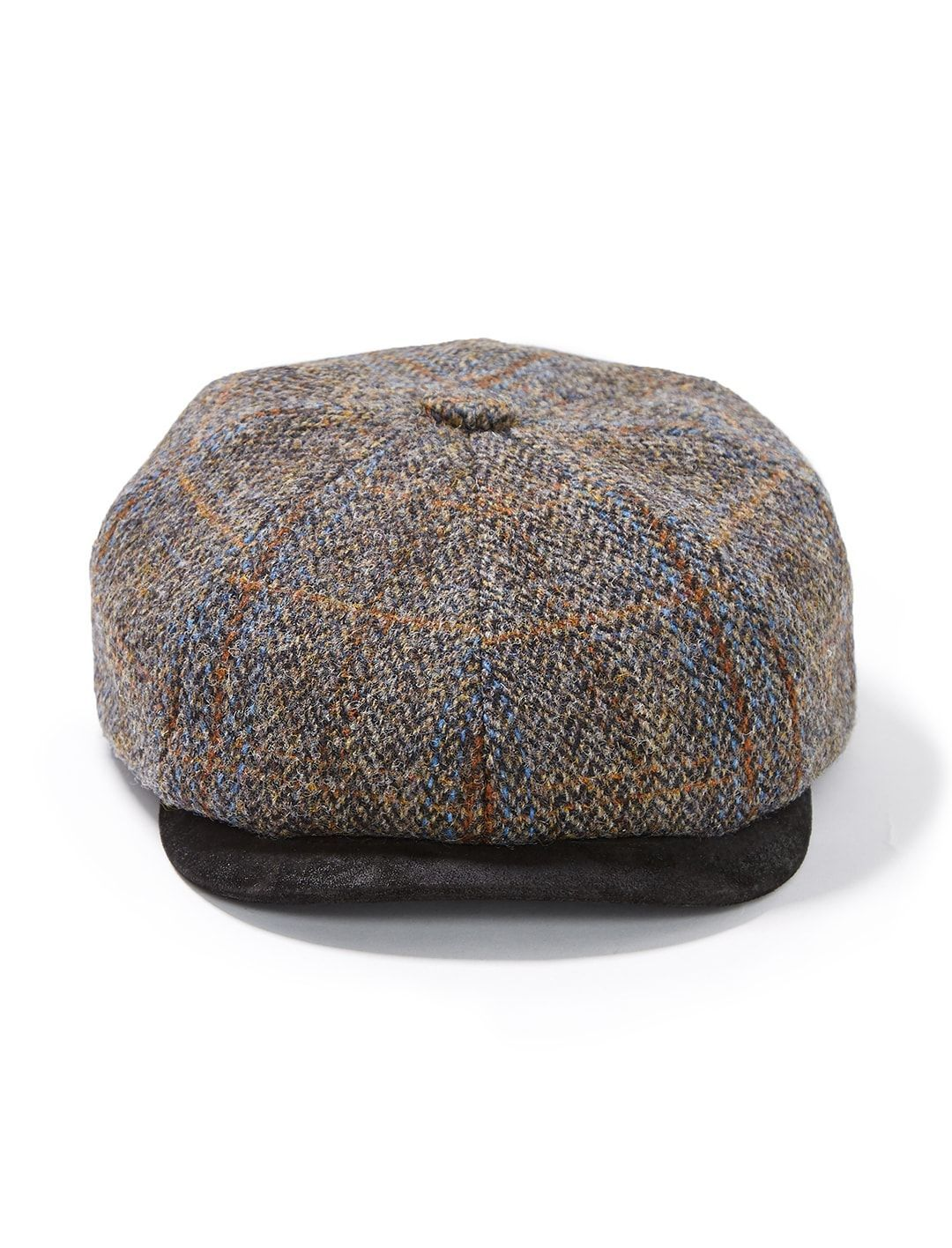 582123a467922 Stetson Men s HARRIS TWEED PLAID STW280GR. Details