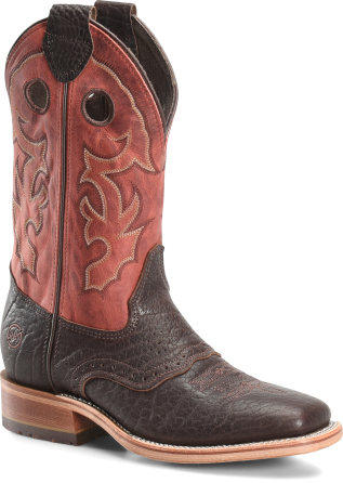 30d78923584 Double H Boot Mens Andre 11 Inch Mens Wide Square Toe Roper DH4633