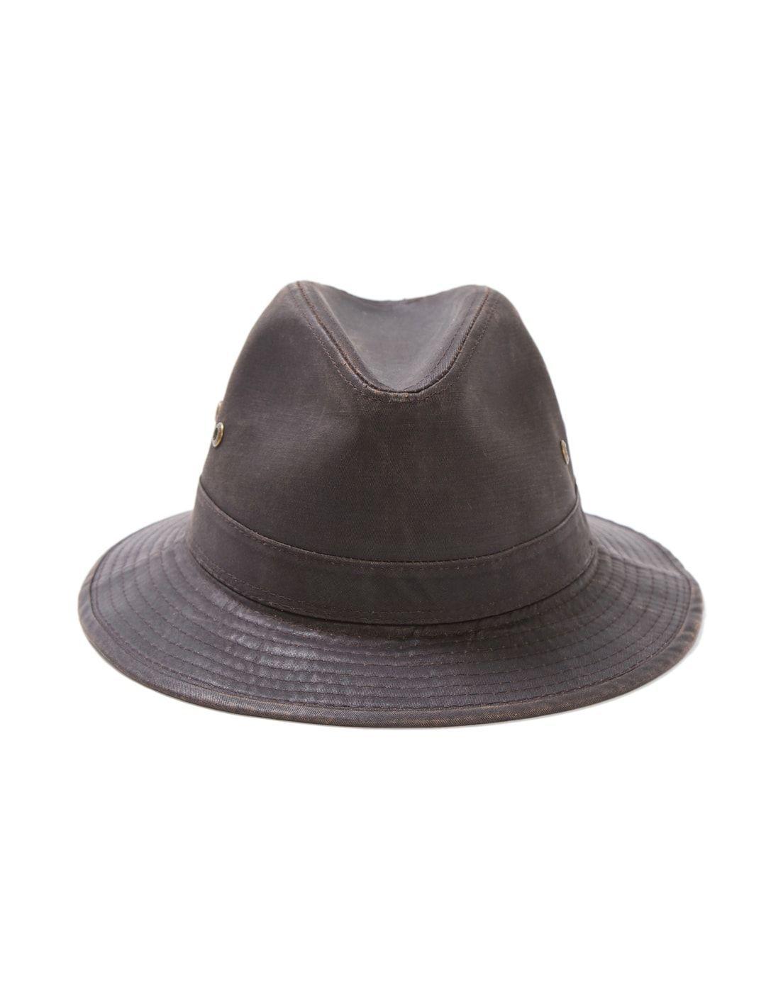 e63feae83cf48b Stetson Men's DISTRESSED COTTON STW263. Details. The Distressed Cotton Safari  Hat ...